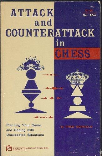 9780064632041: Attack & Counterattack in Chess