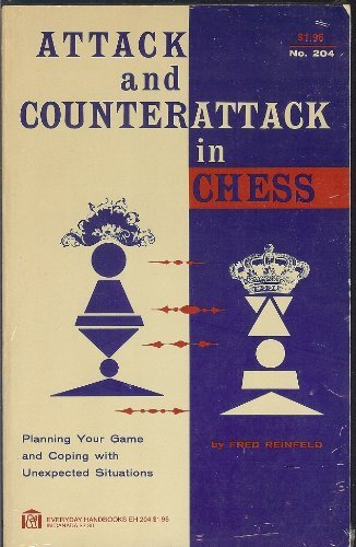 9780064632041: Attack & Counterattack in Chess
