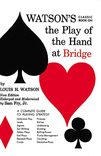 9780064632096: Watson's Classic Book on the Play of the Hand at Bridge