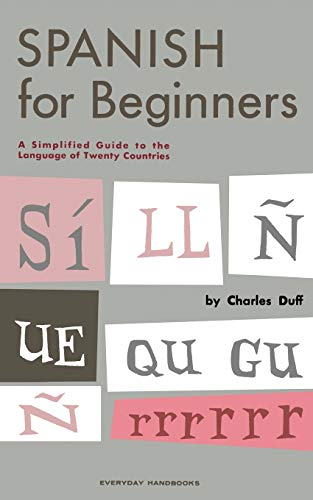 9780064632713: Spanish for Beginners (Everyday Handbooks)