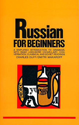 9780064632874: Russian for Beginners