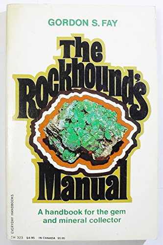 9780064633239: The Rockhound's Manual