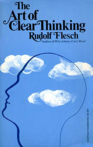 9780064633697: The Art of Clear Thinking