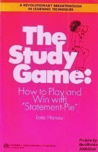 9780064633895: The study game;: How to play and win with