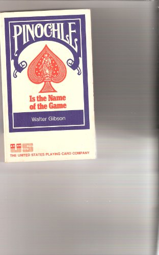 9780064634014: Pinochle Is the Name of the Game