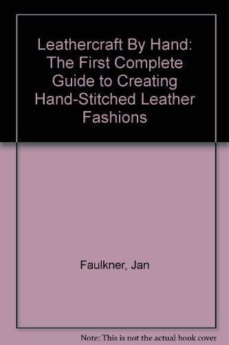 9780064634038: Leathercraft by hand (Barnes & Noble craft book)