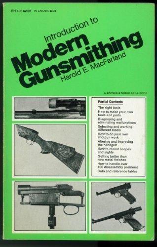 9780064634267: Introduction to modern gunsmithing