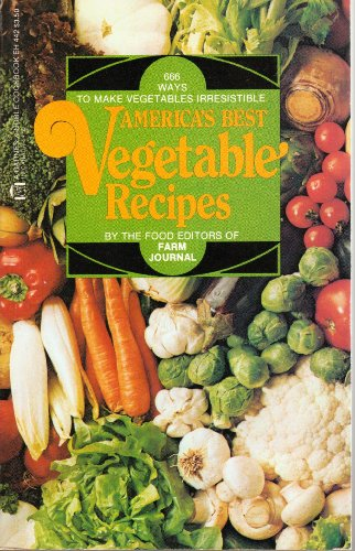 9780064634427: America's Best Vegetable Recipes