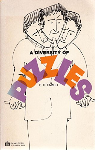 9780064634632: A Diversity of Puzzles