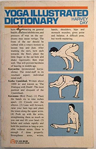 Yoga illustrated dictionary: Day, Harvey
