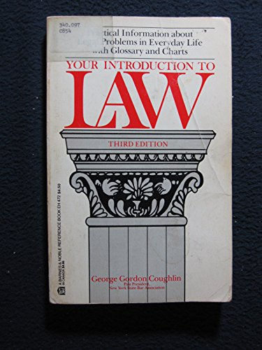9780064634724: Your introduction to law (A Barnes & Noble reference book ; EH 472)
