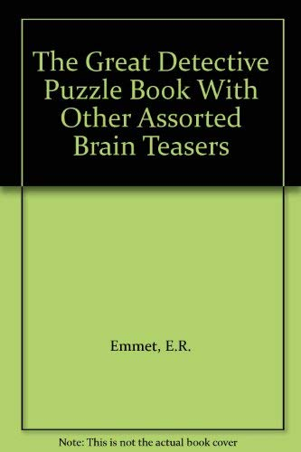 9780064634861: Great Detective Puzzle Book: With Other Assorted Brainteasers
