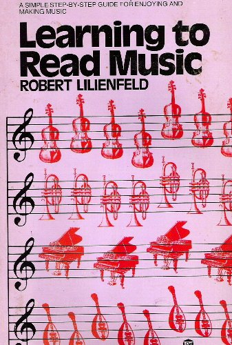 9780064634953: Learning to Read Music