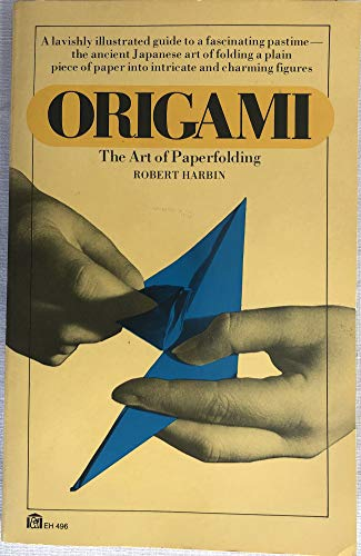 9780064634960: Origami:Art Paper Folding