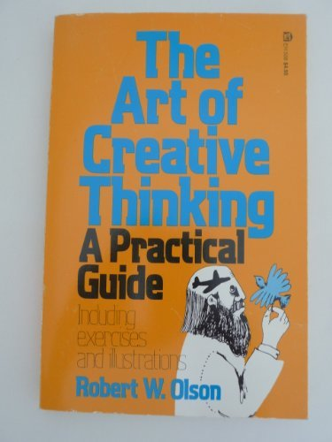 9780064635080: The art of creative thinking ([Everyday handbook] ; EH 508)