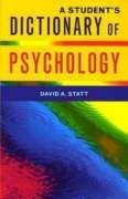 9780064635530: Dictionary of Psychology