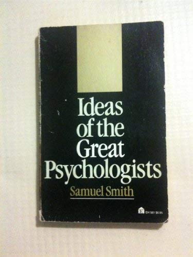 9780064635615: Ideas of the Great Psychologists