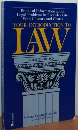 9780064635639: Your Introduction to Law