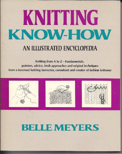 9780064635646: Knitting Know How