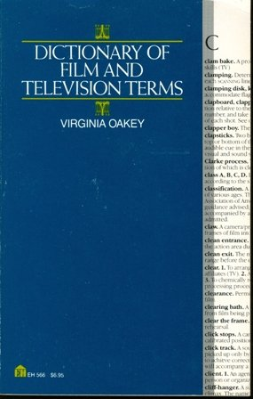 9780064635660: Dictionary of Film and Television Terms