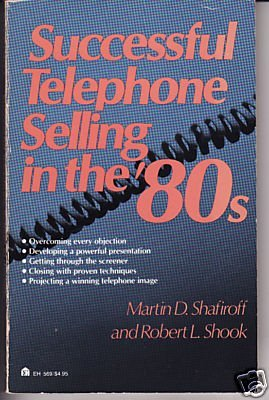 9780064635691: Successful Telephone Sellin'- 1980