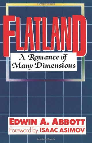 9780064635738: Flatland A Romance of Many Dimensions