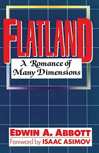 9780064635738: Flatland A Romance of Many Dimensions