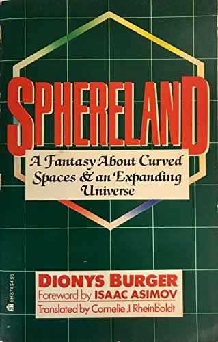 9780064635745: Sphereland: A Fantasy About Curved Spaces and an Expanding Universe