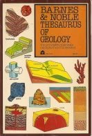 9780064635790: Barnes and Noble Thesaurus of Geology: The Principles of Geology Explained and Illustrated