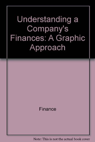 9780064635837: Understanding a company's finances: A graphic approach