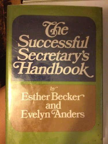 9780064635936: The Successful Secretary's Handbook