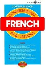 9780064636018: Conservational French 20 Lessons.