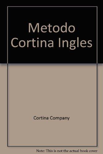 Metodo Cortina Ingles