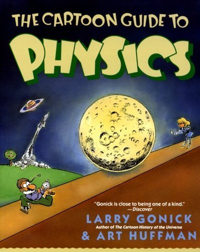 9780064636186: Cartoon Guide to Physics
