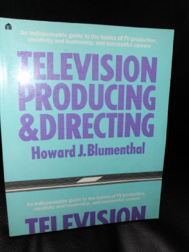 9780064637008: Television Producing & Directing