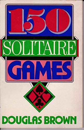 9780064637022: 150 solitaire games