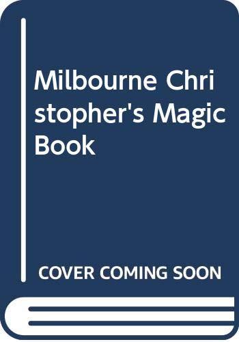 9780064637084: Milbourne Christopher's Magic Book