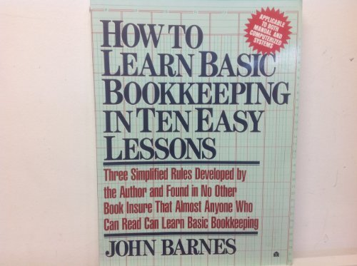 A Basic Accounting Book (or 4!) - The Accounting Basics Series
