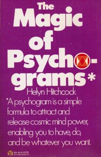 9780064640169: The magic of psychograms
