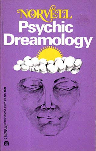 9780064640176: Psychic dreamology (A Barnes & Noble occult book)