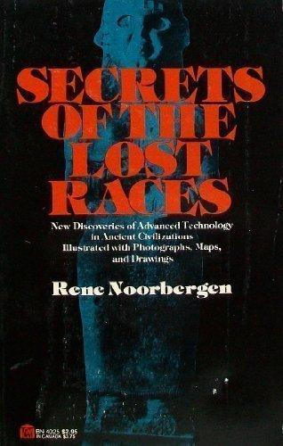 9780064640251: Secrets of the Lost Race