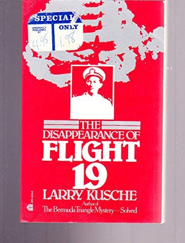 9780064640442: The disappearance of Flight 19