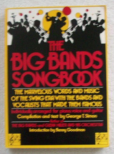 9780064640497: Big Bands Songbook