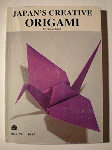 9780064640732: Japan's Creative Origami