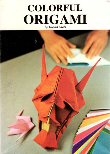 9780064640749: Colorful Origami