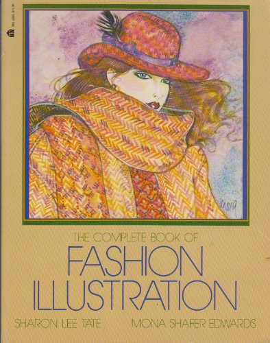 9780064640855: The Complete Book of Fashion Illustration