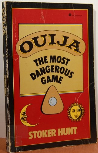 9780064640954: Ouija- the Most Dangerous Game by Hunt Stoker