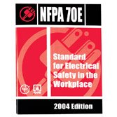 9780064641128: NFPA 70E: Standard for Electrical Safety in the Workplace 2004