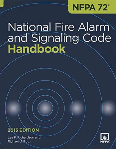 9780064641142: Nfpa 72: National Fire Alarm and Signaling Code Handbook, 2013 Edition