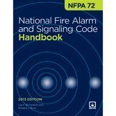 9780064641197: Nfpa 72: National Fire Alarm and Signaling Code Handbook, 2013 Edition: Book + PDF